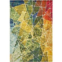 Modern Contemporary Area Rugs Multi 6' 11 x 10' Mayfair Design rug Available in