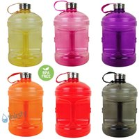bpa-free-1-gallon-water-bottle-steel-cap-drinking-canteen-jug-container-128-oz