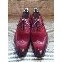 handmade-men-wingtip-burgundy-color-shoes-men-suede-leather-dress-shoes