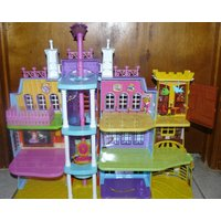 Disney Sofia the First Royal Prep Academy Magical Talking Castle needs battery