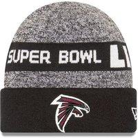 Atlanta Falcons New Era NFL Football Super Bowl LI Cuffed Knit Cap Beanie Hat