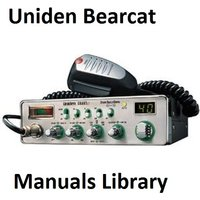 uniden-bearcat-service-instruction-manual-library-cdrom