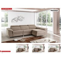 esf-uve-s-modern-beige-fabric-recliner-sectional-sofa-lefthand-chase