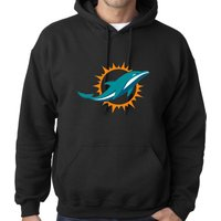 00205 FOOTBALL American football Miami Dolphins Hoodie