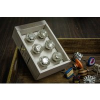casa-decor-set-of-6-drawer-pull-cabinet-dresser-knobs-crystal-melon-glass-whit