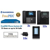 sangoma-freepbx-phone-system-bundle-3x-s500-12x-s300-exp100-module-w-power-sup