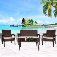 4-pc-wicker-rattan-patio-set-outdoor-detachable-sofa-glass-table-loveseat-brown