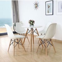 4-dinning-chairs-new-set-dining-seats-wooden-wood-kitchen-dinner-lounge-white