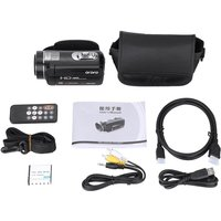 1080P Full HD Digital Video Camera Camcorder 16X Zoom