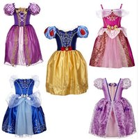 kids-cosplay-costume-dress-cinderella-elsa-baby-girls-fancy-princess-party-cloth