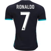 All New Cristiano Ronaldo #7 Real Madrid Away Jersey 2017-2018 Men Soccer Jersey