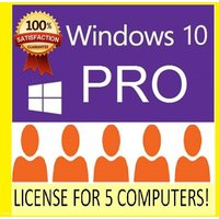 5pc-windows-10-pro-3264-bit-licence-key-five-computers-microsoft-oem-download