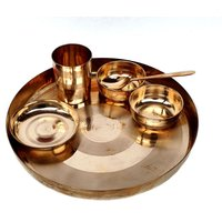 rastogi-handicrafts-bronze-dinner-set-kansa-thali