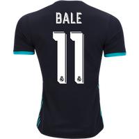 All New Gareth Bale #11 Real Madrid Away Jersey 2017-2018 Men Soccer Jersey
