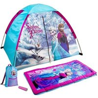 Disney Frozen-Themed Kids 4-Piece Camp Kit