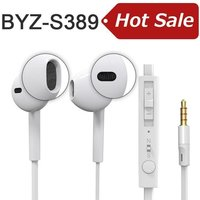 byz-s389-flat-cable-in-ear-headphone-with-microphone-volume-control-sale