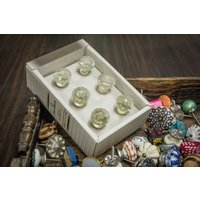 casa-decor-transparent-glass-drawer-cabinet-knob-pull-pack-of-6