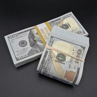 $20,000 - $20K - $10K Fat Band & Stack - Joke Prank Full Print Stage Fake Money