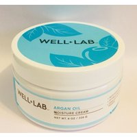 Well + Lab Skincare By Nature Argan Oil Moisture Cream 8oz