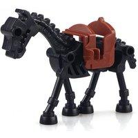 Skeleton Black Walker Horse Game of Thrones minifigures blocks toys lego