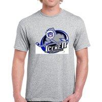 00997 HOCKEY ECHL Evansville IceMen T-Shirt
