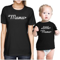 mama-little-mama-black-matching-outfits-for-mom-baby-girl