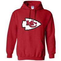 00184 FOOTBALL American football Kansas City Chiefs Hoodie