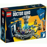 New Lego Ideas BBC Doctor Who #21304 - 623 Pieces Building Toy - Sealed