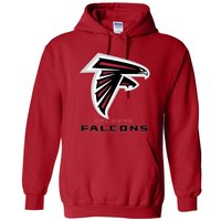 00018 FOOTBALL American football Atlanta Falcons Hoodie