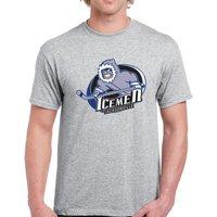 01050 HOCKEY ECHL Jacksonville IceMen T-Shirt
