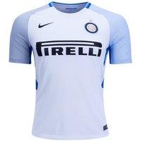 All New I Nerazzurri Inter Milan Away 2017-2018 Men Soccer Jersey