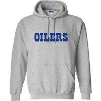 00145 FOOTBALL American football Houston Oilers Hoodie