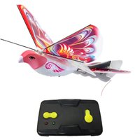 Pink Flying Butterfly eBird- 2.4 GHz RC- Control Range Up to 90 ft- Award Winner