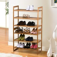 100-natural-bamboo-6-tier-shoe-rack-entryway-shoe-shelf-storage-organizer