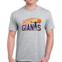00022 BASKETBALL ABA Jacksonville Giants Unisex T-Shirt
