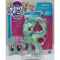 My Little Pony Friendship is Magic Lyra Heartstrings with accessory