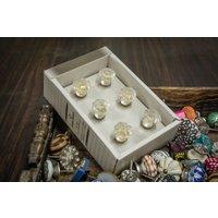 casa-decor-diamond-design-glass-drawer-cabinet-knob-pull-pack-of-6