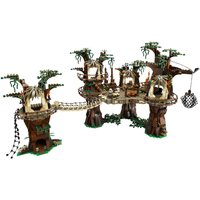 BRAND NEW Star Wars Ewok Village Lego compatible #10236 1990 pcs DIY brick block