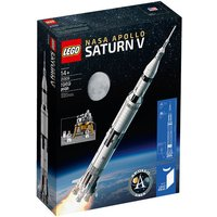 BRAND NEW LEGO (21309) NASA APOLLO SATURN V ROCKET MODEL