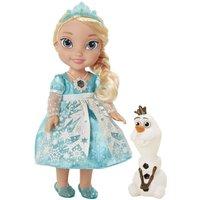 My First Disney Princess Frozen Snow Glow Elsa Singing 14