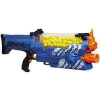 Nerf Rival Nemesis MXVII 10K Blaster New Motorized Toy Gun 100 Rounds Kids Blue