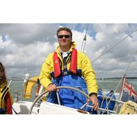 Hands On Full Sailing Day for One - Sailing Gifts