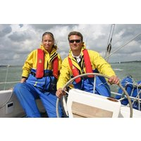 Hands On Full Sailing Day for Two - Sailing Gifts