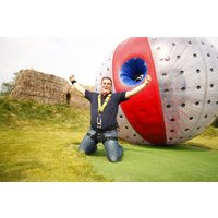 Harness Zorbing for Two Special Offer - Zorbing Gifts