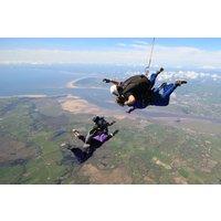 Tandem Skydive at Swansea Airport - Skydive Gifts