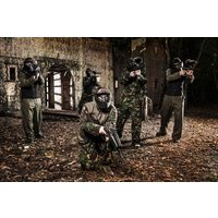 Full Day Paintballing For Eight Picture