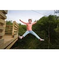 Hangloose At The Eden Project - Zip Wire, Giant Swing And Big Air For Two Picture