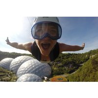 Hangloose At The Eden Project- Zip Wire, Giant Swing, Big Air And The Drop For Two Picture