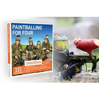 Paintballing For Four - Smartbox By Buyagift Picture