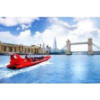 River Thames High Speed Boat Ride for Two Adults - Thames Gifts